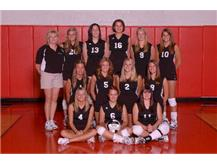 2008 Varsity Volleyball Team
