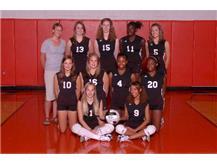 2008 JV Volleyball Team