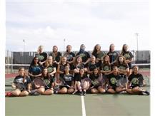 2017 Girls Tennis