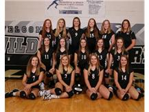 2017 Freshmen Girls Volleyball
