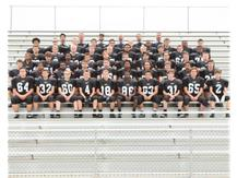 2017 Freshmen Football Team