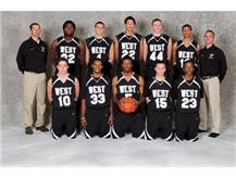 2008-09 Varsity Boys Basketball Team