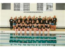 2020 Girls Swimming and Diving