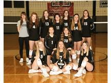 2020 JV Girls Volleyball