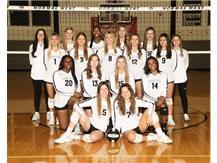 2020 Varsity Girls Volleyball