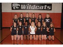 2009 JV Volleyball Team
