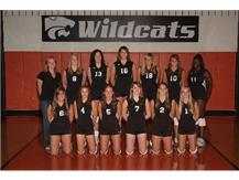 2009 Varsity Volleyball Team