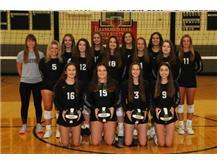 2021 JV Girls Volleyball