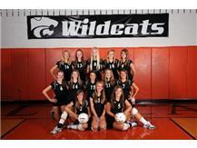 2010 JV Volleyball Team