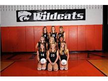2010 Freshman Volleyball Team