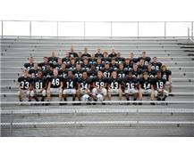 2010 Sophomore Football Team