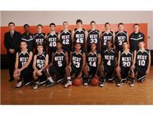 2010-2011 Sophomore Boys Basketball Team