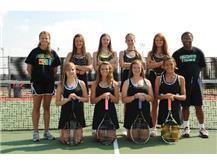 2011 Varsity Girls Tennis