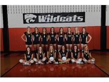 2011 Varsity Girls Volleyball