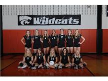 2011 JV Girls Volleyball