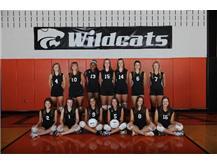 2011 Freshmen Girls Volleyball
