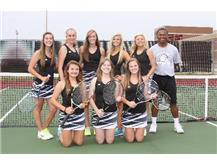 2013 Varsity Girls Tennis