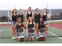 2013 JV Girls Tennis