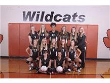 2013 JV Girls Volleyball