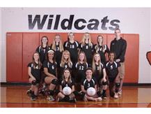 2013 Freshmen Girls Volleyball