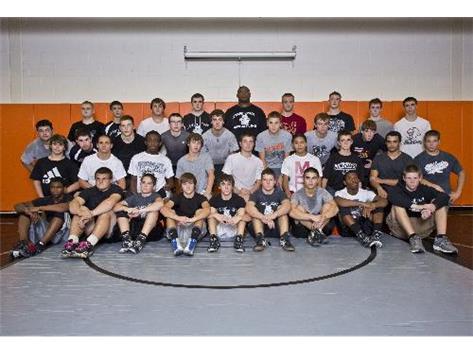 2013-14 Boys Wrestling
