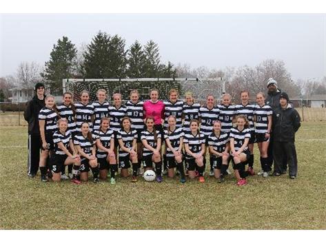 2014 Varsity Girls Soccer