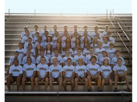 2014 Boys and Girls Cross Country