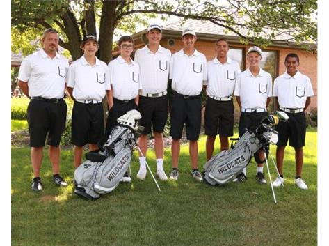 2014 Varsity Boys Golf Team