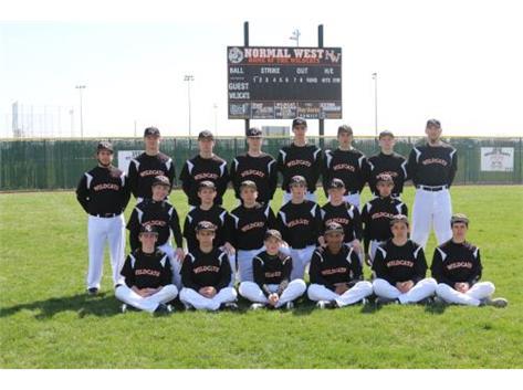 2014 Freshmen Baseball