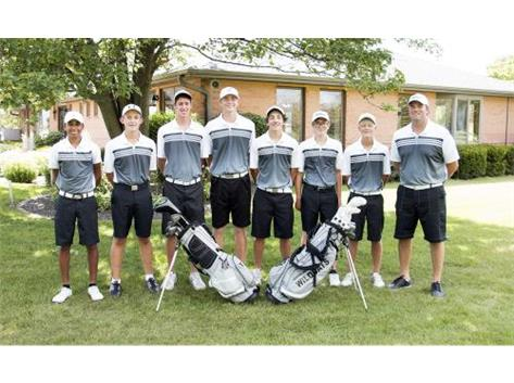 2015 Varsity Boys Golf Team