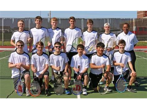 2015 JV/Varsity Boys Tennis