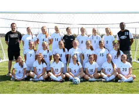 2016 Varsity Girls Soccer