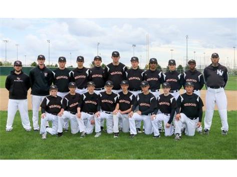 2016 Freshmen Baseball