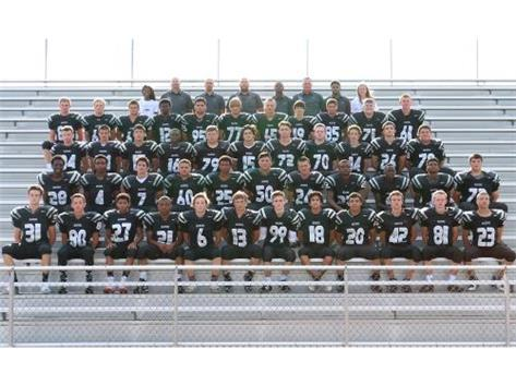 2016 Sophomore Football Team