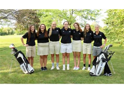2016 Girls Golf Team