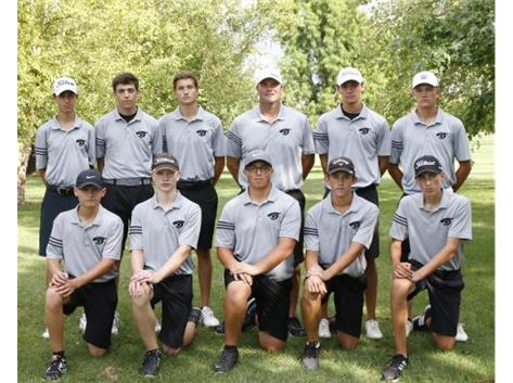 2017 Boys Golf Team