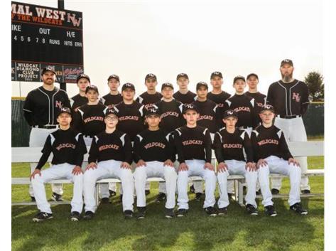 2018 Freshmen Baseball
