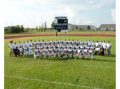 2018 Varsity Football Team