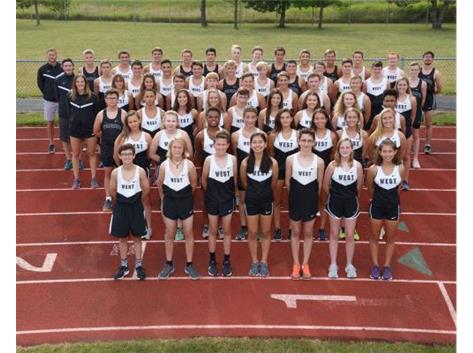 2018 Boys and Girls Cross Country