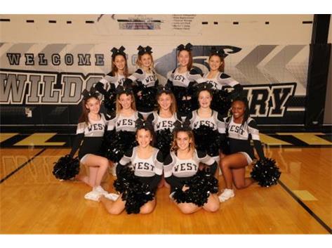 2018-2019 JV Cheerleading