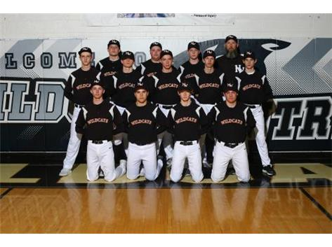 2019 Freshmen Baseball