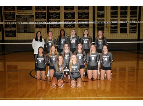 2019 Varsity Girls Volleyball