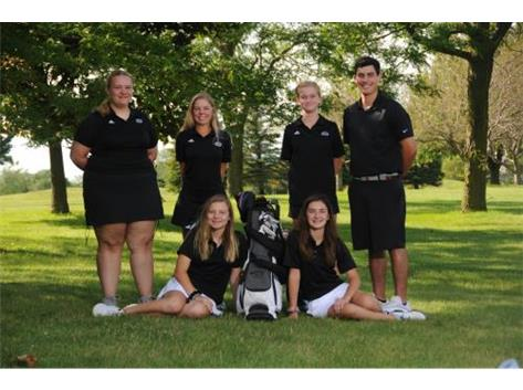 2019 Girls Golf Team
