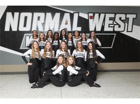2019-2020 Performance Dance Team
