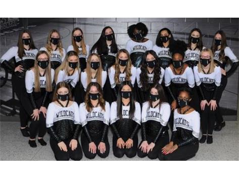 2020-2021 Performance Dance Team