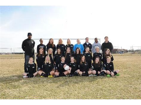 2011 Varsity Girls Soccer
