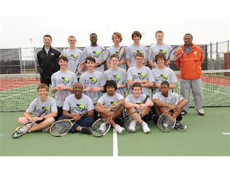 2011 JV Boys Tennis