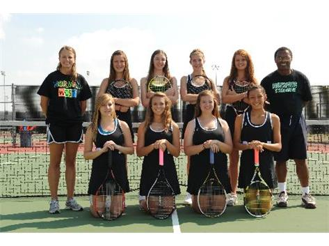2011 Varsity Girls Tennis