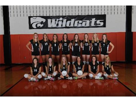 2011 Varsity Girls Volleyball