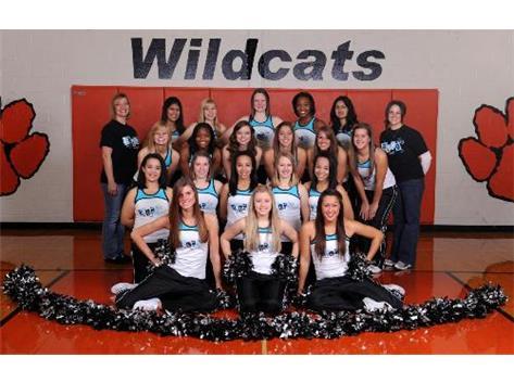 2011-12 Dance Team